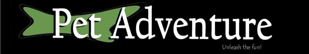 Pet Adventure logo long stripe